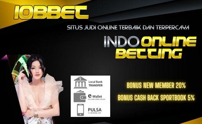 Situs Taruhan Online Live Casino Terbaik dan Terpercaya