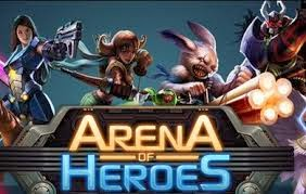 Arena of Heroes for Android Apk + Data