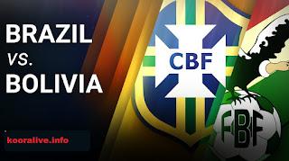 مباشر افتتاح كوبا امريكا 2019 مشاهدة مباراة البرازيل وبوليفيا بث مباشر 15-06-2019 بدون توقف يوتيوب بدون تقطيع