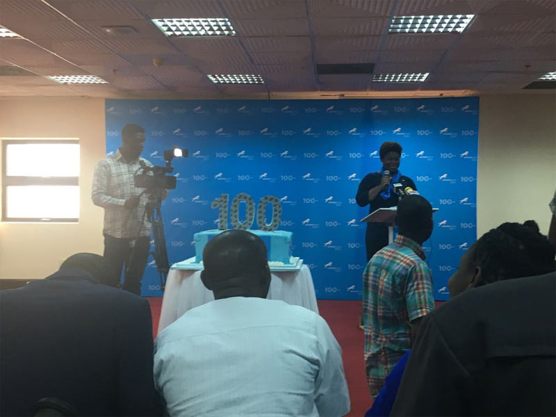Union Bank celebrates 100 years of existence