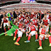 EFIWE HIGHLIGHT: Arsenal 2 - 1 Chelsea (Download FA Cup Highlights)