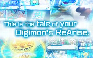 DIGIMON ReArise Mod Apk