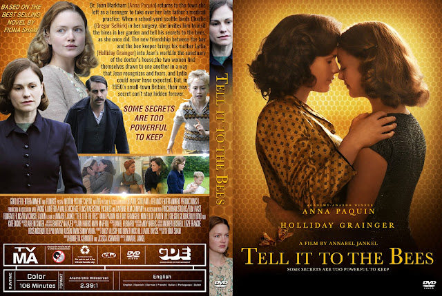 Tell It to the Bees DVD DVD Cover