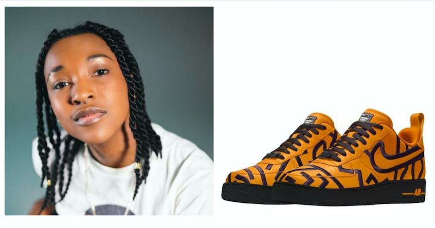 Multi Award-winning Illustrator Karabo Poppy Moletsane Collaborates With Nike