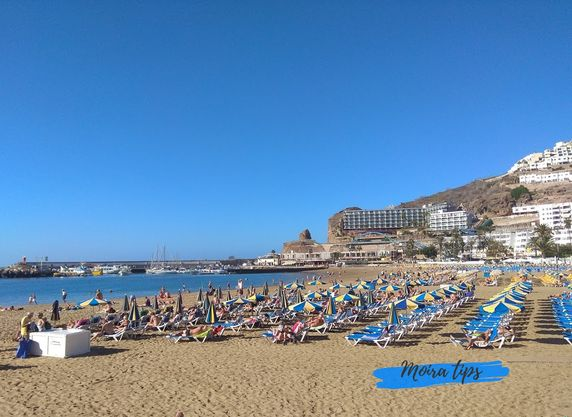 dove alloggiare a gran canaria