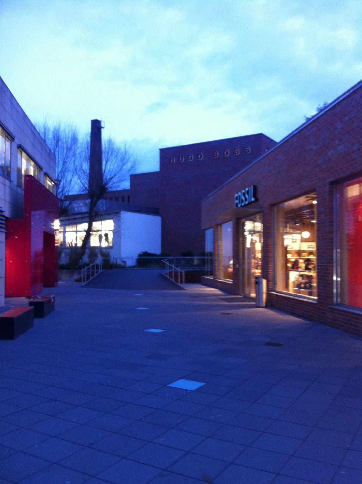 Schleifenwelt: Outlet Metzingen... gelohnt?