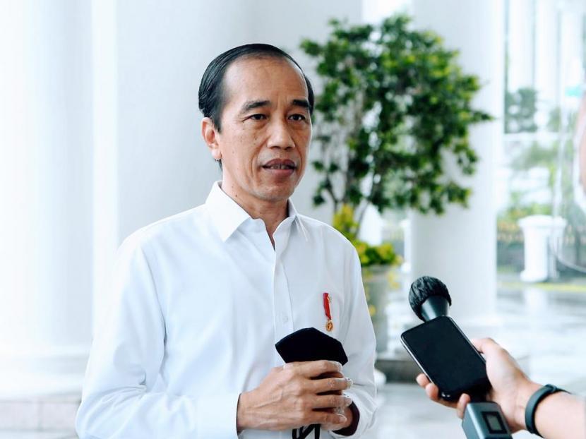 Jokowi Mengaku Tak Pernah Lelah Bekerja Meski Berada di Masa Pandemi