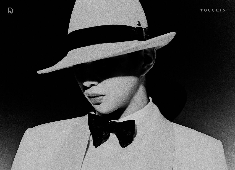 Kang Daniel Show Classic Appearance in 'Touchin' Teaser Photos