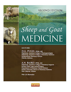 Sheep and Goat Medicine 2nd Edition