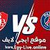 مشاهدة مباراة باريس سان جيرمان وبريست بث مباشر ايجي لايف بتاريخ 09-01-2021 في الدوري الفرنسي