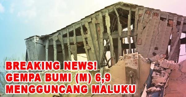 Info Gempa Maluku Tenggara Malam Ini