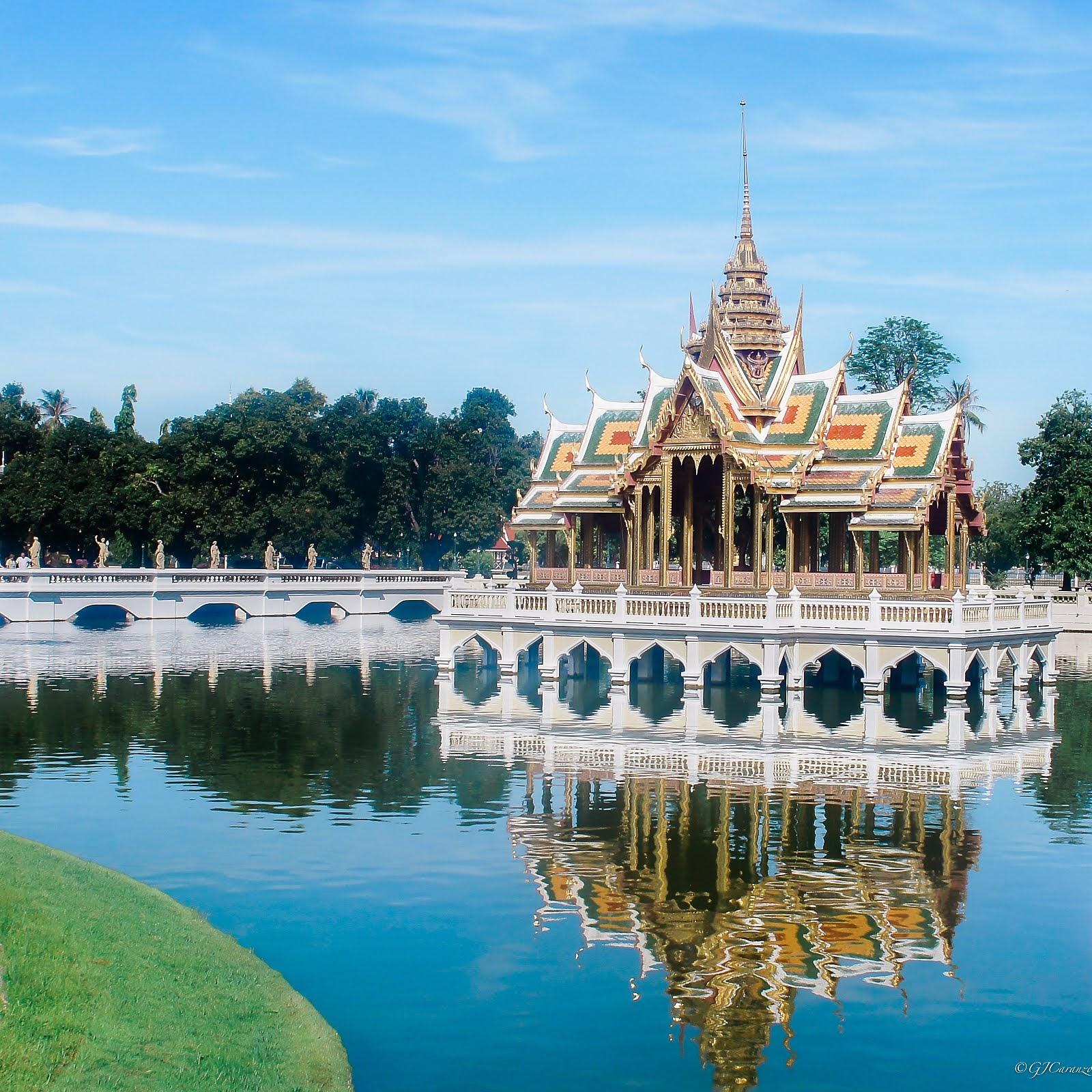 Bang Pa-In Summer Palace (Royal Summer Palace): Things To Do in Bangkok, Thailand