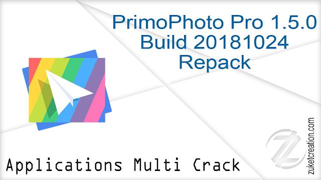 PrimoPhoto Pro 1.5.0 Build 20181024 Repack