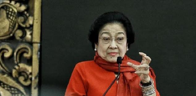 Sumbangsih Generasi Muda Dipertanyakan, Megawati Harusnya Berterima Kasih Sudah Diantarkan Ke Istana