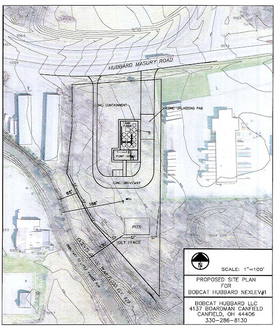 Public comments/objections to this Hubbard Ohio fracking waste injection well Bobcat #1 permit application must be sent to Ohio Department of Natural Resources by November 4, 2018 to be official
