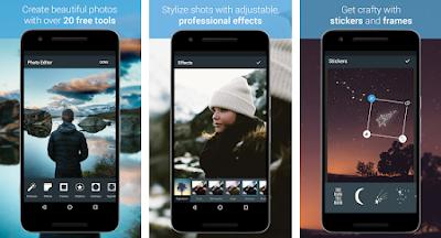 aplikasi edit foto kekinian aviary