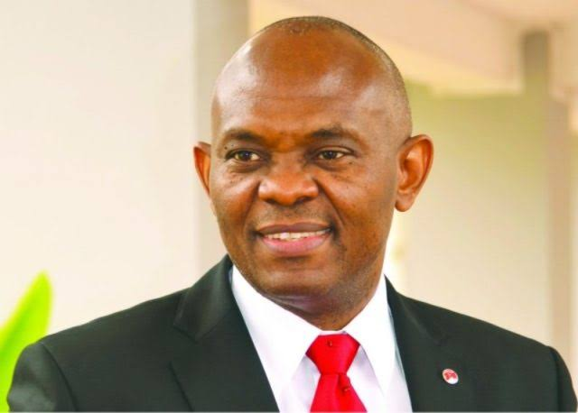 Tony Elumelu is the Chairman of UBA
