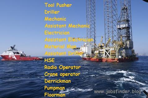 Offshore-jobs