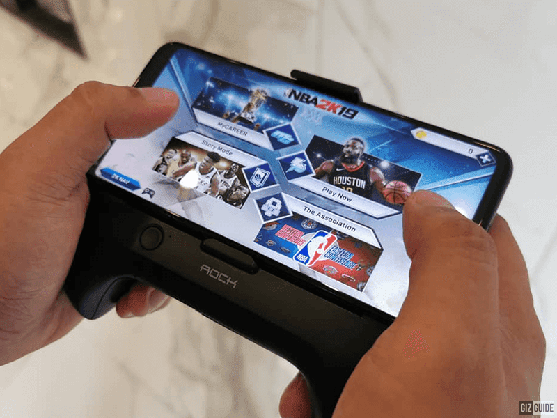 Rock Space brings new mobile accessories in PH, includes Heat-Dissipation Game Grip
