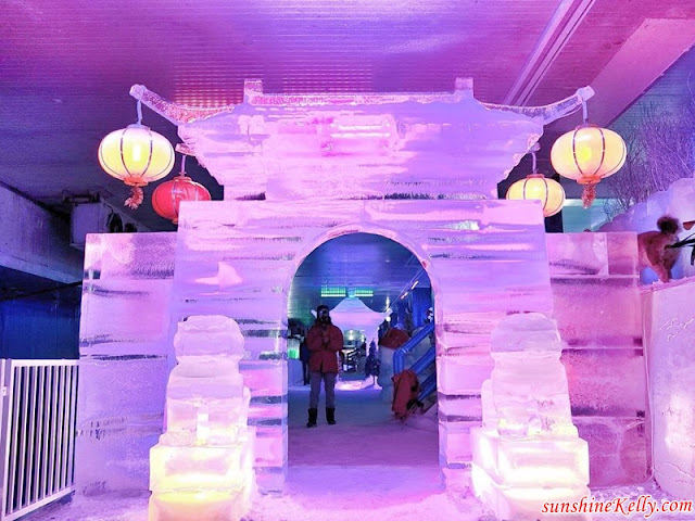 SnoWalk, i-City, i-City Shah Alam, i-City Malaysia, Snow in Malaysia, Winter Wonderland