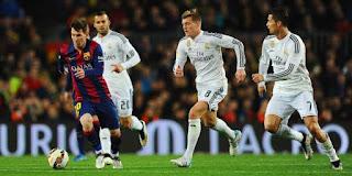 القنوات الناقلة المفتوحة لمباراة برشلونة وريال مدريد القادمة في الدوري الاسباني 2016/2017 مجانا علي كافة الاقمار