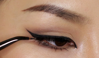 Use to achieve Perfect Winged Eyeliner