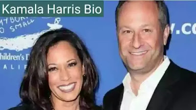 Biography of Kamala Devi Harris