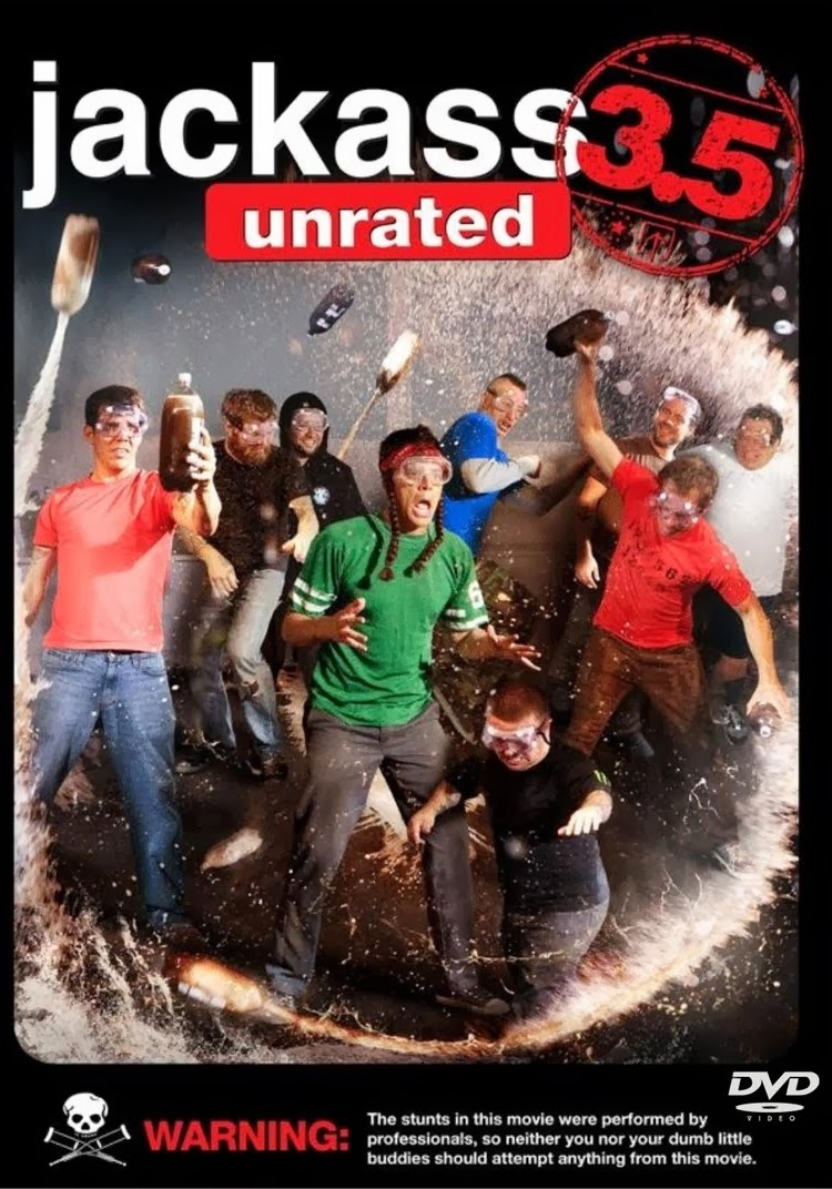 Jackass 3.5 – Legendado (2011)