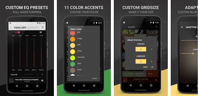 Blackplayer Ex Aplikasi Musik Android Terbaik