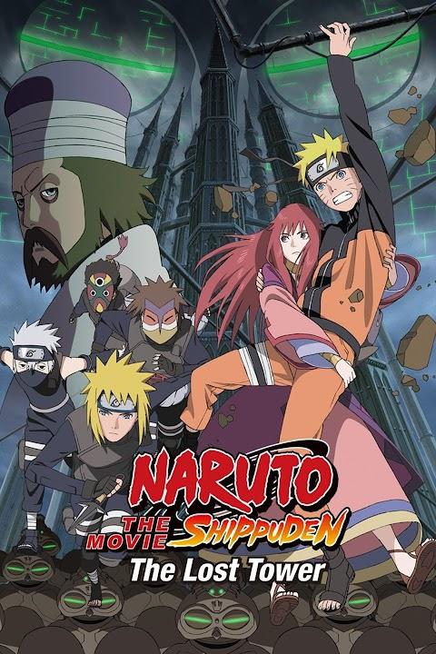 Naruto Shippuuden Filmi 4 - Kulla e Humbur Dubluar ne shqip