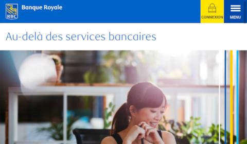 RBC – Au-delà des services bancaires