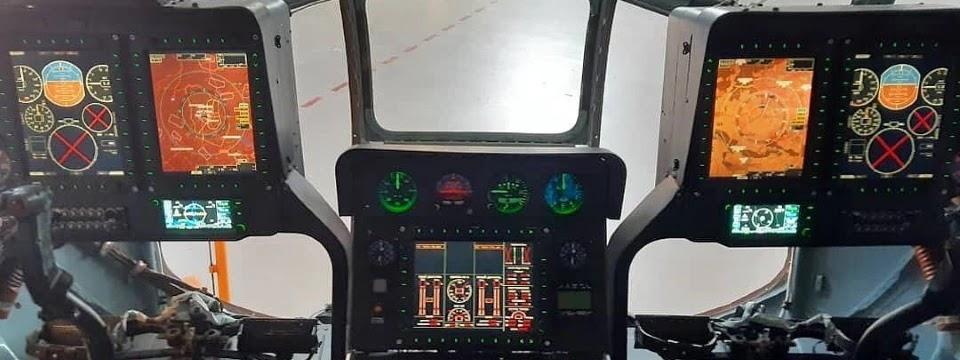 Мі-8МСБ зі скляною кабіною здійснив перший політ