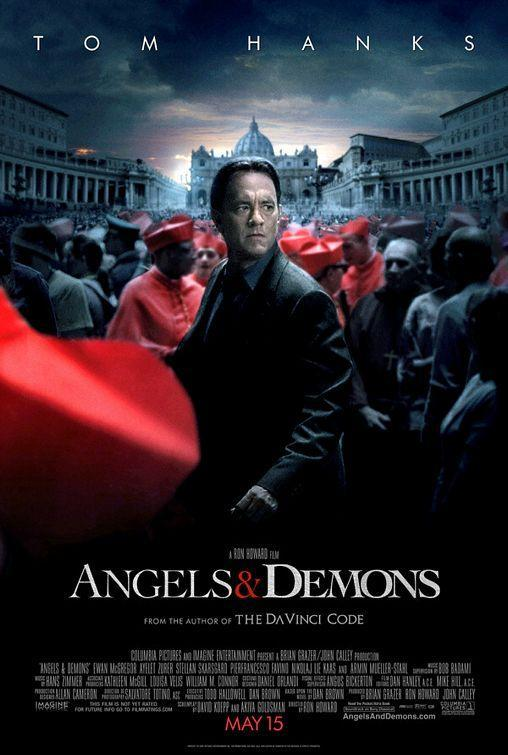 Download Angels & Demons (2009) Full Movie in Hindi Dual Audio BluRay 480p [400MB]