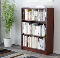 Laminated Bookcase - Ikea