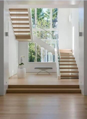 Desain Tangga Ruangan Rumah Minimalis Type 36 2 Lantai