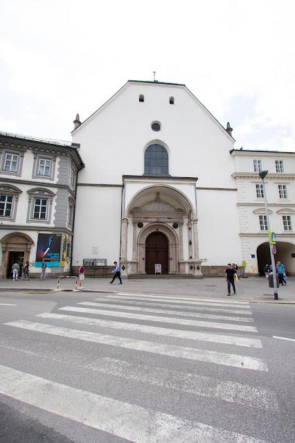Hofkirke-Innsbruck