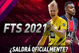 DOWNLOAD FTS 2021 MOD FIFA 21 NEW UPDATE 20/21 BY RIZKI7 HD