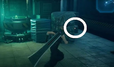 FFVII Remake, Chain Bangle, Defense Stats, Chest Location