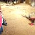 Vídeo: Mãe canta e reza ao lado de corpo do filho no interior da Bahia, assista