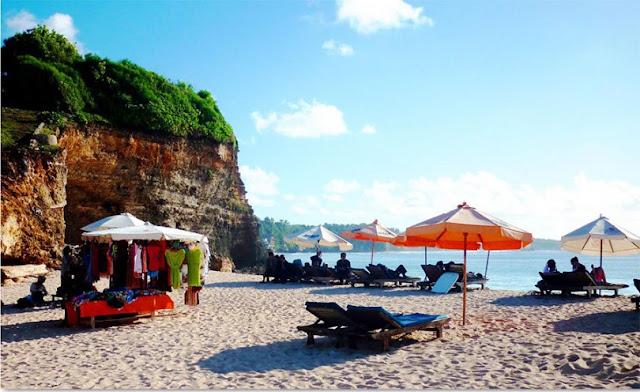 Pantai Dreamland Bali, Destinasi Pantai yang Eksotis dan Alami