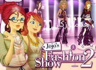 مراجعة لعبة جوجو فاشن شو مكياج و تبليس Jojo's Fashion Show 2: Las Cruces