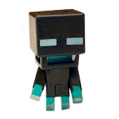 Minecraft Series 14 Enderman Mini Figure