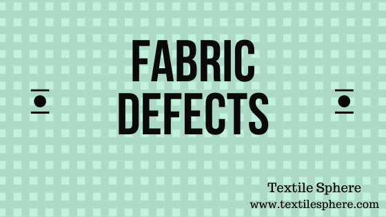 Defects in Fabric