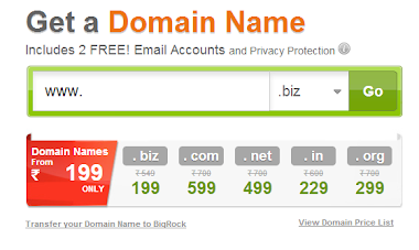 How to Setting Up a Custom Domain on Blogger