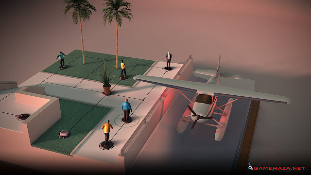 Hitman Go Gameplay Screenshot 4