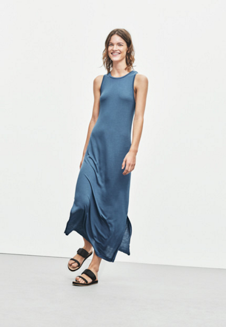 Summer Tank Dress FillippaK Scandanavian Label