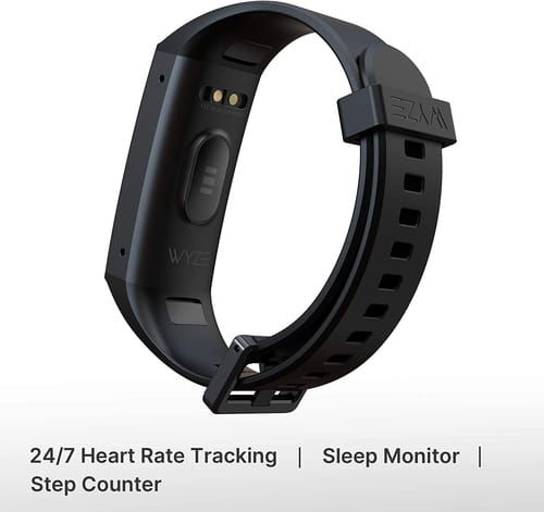Review Wyze Band Activity Tracker with Alexa Built-In