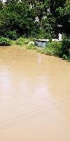 Desbordamiento del dique Trujillo afectan plantaciones agrícolas