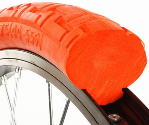 Tannus Puncture-Proof Tyres