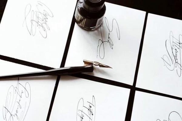 Tìm hiểu những cách tạo chữ ký phong thủy mang lại sự thành đạt